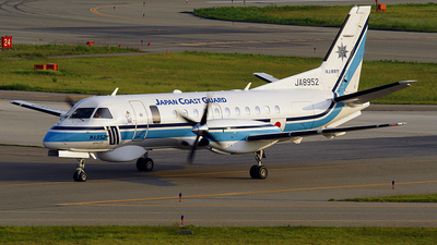 JA8952 - Saab 340B+ - Japan - Coast Guard