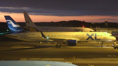 OH-LBS - Boeing 757-2Q8 - XL Airways (Finnair)