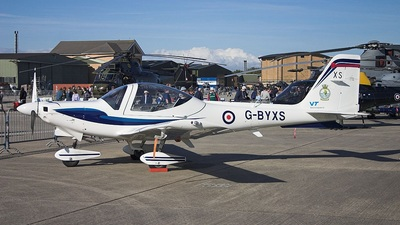 G-BYXS - Grob G115E Tutor - United Kingdom - Royal Air Force (RAF)