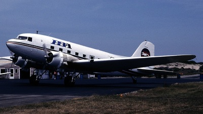 N137PB - Douglas DC-3 - Provincetown-Boston Airline (PBA)