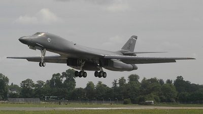 86-0108 - Rockwell B-1B Lancer - United States - US Air Force (USAF)