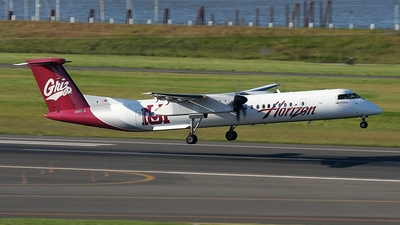 N402QX - Bombardier Dash 8-Q402 - Horizon Air
