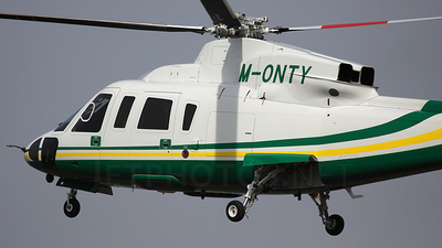 M-ONTY - Sikorsky S-76B - Private