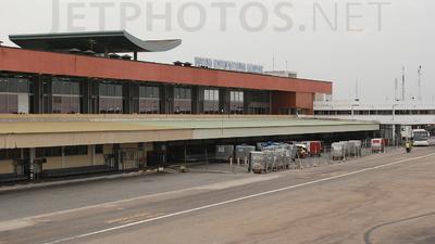 DGAA - Airport - Terminal