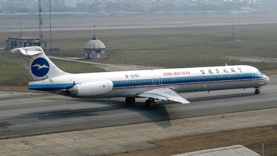 B-2151 - McDonnell Douglas MD-82 - China Northern Airlines