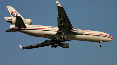 B-2174 - McDonnell Douglas MD-11(F) - China Cargo Airlines