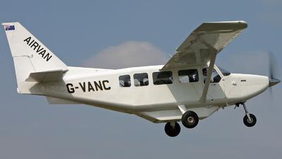 A picture of GVANC - Gippsland GA8 Airvan - [GA806097] - © hjcurtis