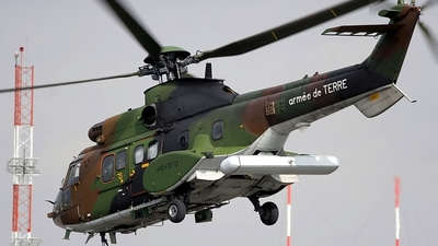 2427 - Eurocopter AS 532UL Horizon - France - Army
