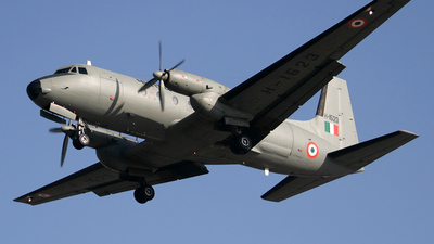 H-1523 - Hindustan Aeronautics HAL-748 - India - Air Force