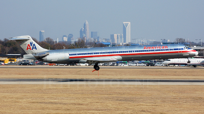N7509 - McDonnell Douglas MD-82 - American Airlines