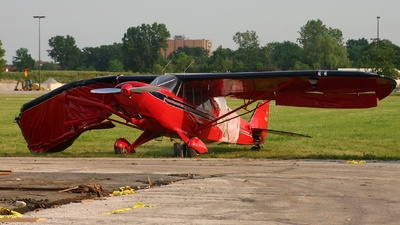 N3309M - Piper PA-12-125 Super Cruiser - Private