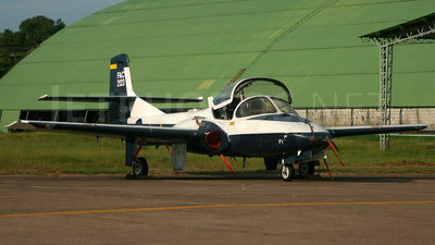 FAC2123 - Cessna T-37B Tweety Bird - Colombia - Air Force