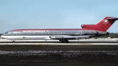 N203US - Boeing 727-251(Adv) - Northwest Airlines