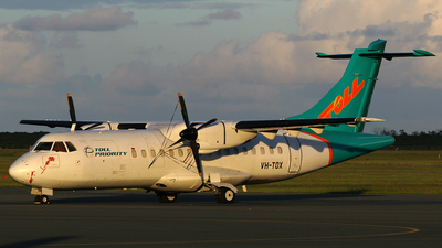 VH-TOX - ATR 42-300(F) - Jetcraft Aviation