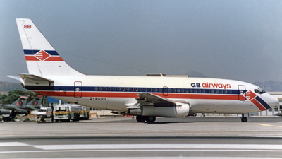 G-BGDU - Boeing 737-236(Adv) - GB Airways