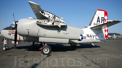 N8112A - Grumman S-2F-1 Tracker - Private