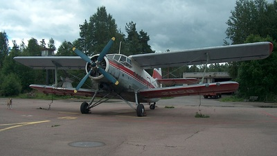 RA-2058K - Antonov An-2TP - Private