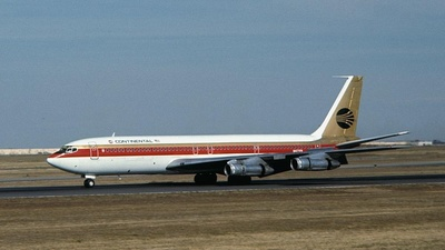 N47331 - Boeing 707-324C - Continental Airlines
