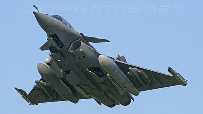 301 - Dassault Rafale B - France - Air Force