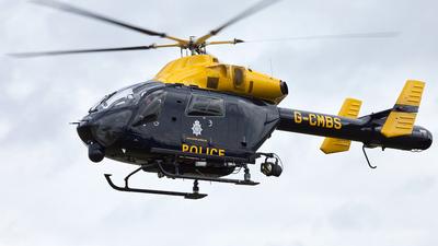 G-CMBS - McDonnell Douglas MD-900 Explorer - United Kingdom - Police