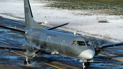 100005 - Saab 100B Argus - Sweden - Air Force