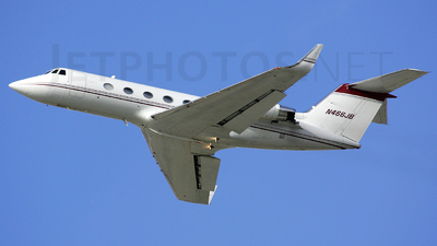 N466JB - Gulfstream G-II(SP) - Private