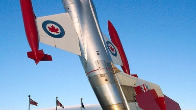12641 - Canadair CF-104D Starfighter - Canada - Royal Canadian Air Force (RCAF)