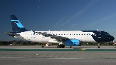 N369MX - Airbus A320-231 - Mexicana