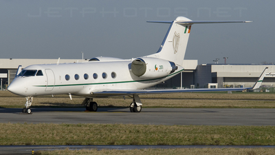 251 - Gulfstream G-IV - Ireland - Air Corps