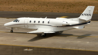 N758XL - Cessna 560XL Citation XLS - Private