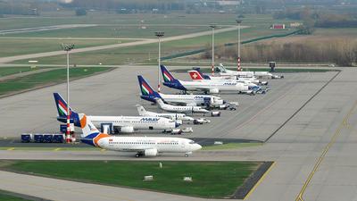 LHBP - Airport - Ramp