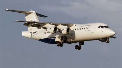 OY-RCC - British Aerospace Avro RJ100 - Atlantic Airways