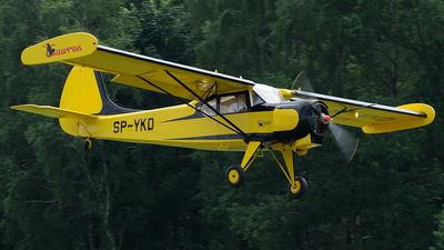 SP-YKD - PZL-Okecie 101A Gawron - Private