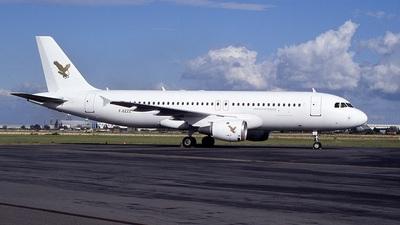 F-GZZZ - Airbus A320-211 - Eagle Aviation