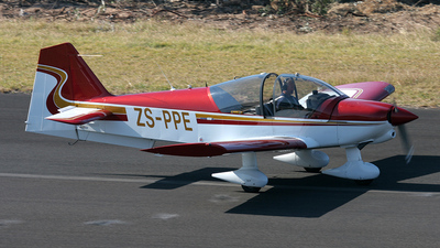 ZS-PPE - Robin R2160 Alpha - Untitled