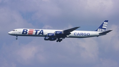 PP-BEX - Douglas DC-8-73(CF) - BETA - Brazilian Express Transportes Aéreos