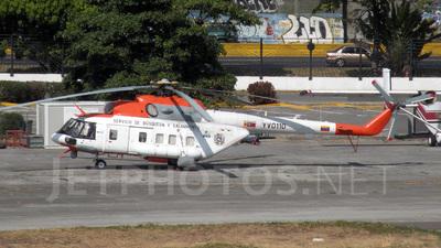 YVO110 - Mil Mi-172 - Venezuela - Instituto Nacional de Aeronaútica Civil (INAC)
