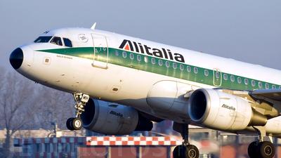 I-BIMH - Airbus A319-112 - Alitalia