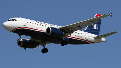 N809AW - Airbus A319-132 - US Airways (America West Airlines)