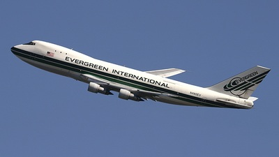 N480EV - Boeing 747-121(SF) - Evergreen International Airlines