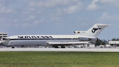 YV-768C - Boeing 727-2M7(Adv) - Servivensa