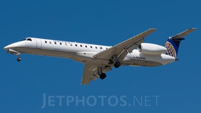 A picture of N16944 - Embraer ERJ145EP - [145045] - © Clint Cottrell Jr.