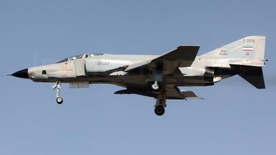 2-6502 - McDonnell Douglas RF-4E Phantom II - Iran - Air Force