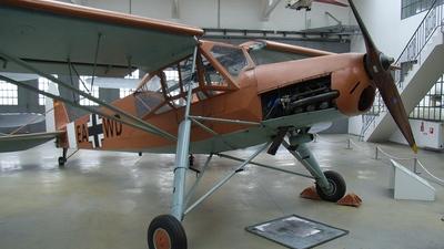 D-EAWD - Fieseler Fi156C-3 Storch - Private