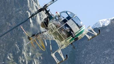 I-MURE - Aérospatiale SA 315B Lama - Air Green