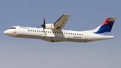 N634AS - ATR 72-212 - Delta Connection (Atlantic Southeast Airlines)