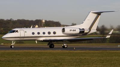VP-BHR - Gulfstream G-III - Private