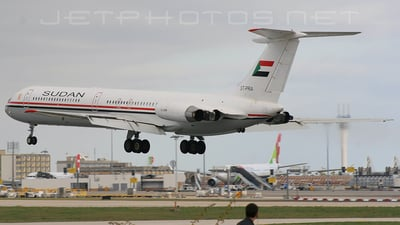 ST-PRA - Ilyushin IL-62M - Sudan - Air Force