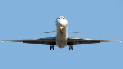 EC-FFA - McDonnell Douglas MD-87 - Iberia