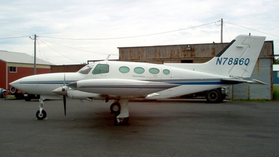A picture of N7886Q - Cessna 402B - Freight Runners Express - © Sevier Aviation, Inc.